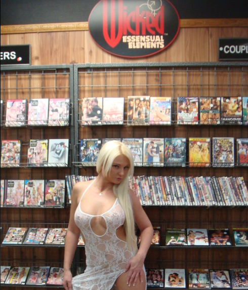 Would Adult video dvd rental idea